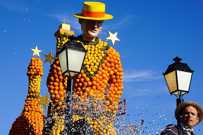 マントンのレモン祭