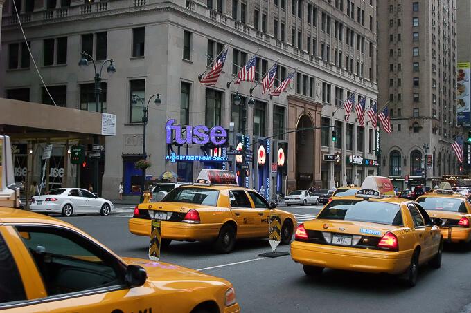 ニューヨーク・マンハッタン・スナップ