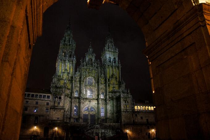 サンティアゴ・デ・コンポステーラ大聖堂