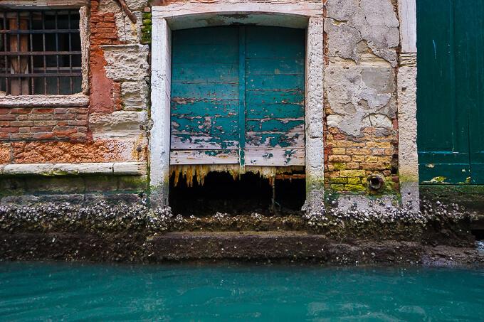 ヴェネツィアのゴンドラ・クルーズ