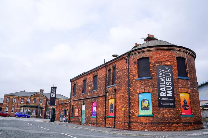 イギリス国立鉄道博物館